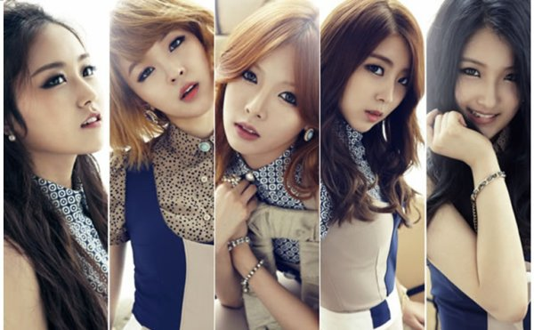 The Group 4minute