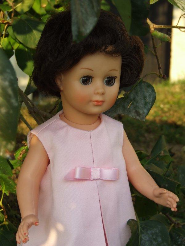 Marie Françoise vous présente sa nouvelle robe
