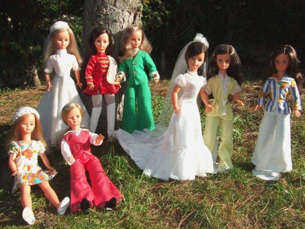Groupe des tenues mon enfance