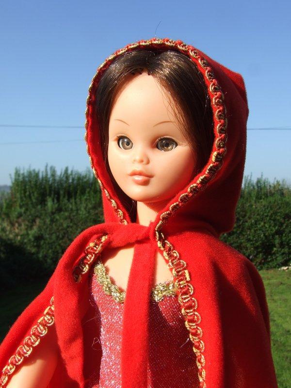 Marion de Bella en tenue Vendôme de 1977