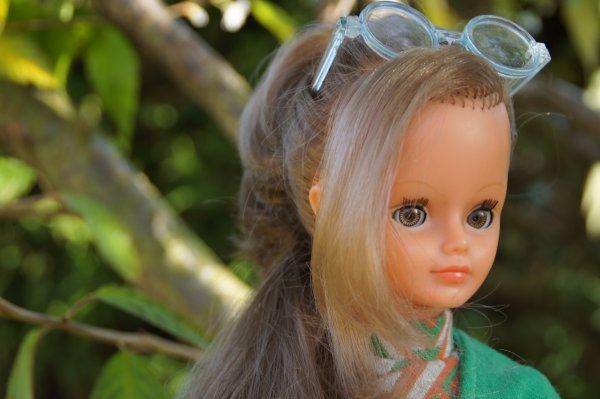 """Tenue """"Autrans"""" 75  complétée pour Cathie et nouvelle venue, Barbie"""