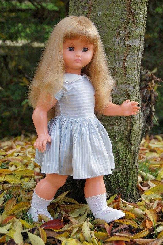enfin une jolie robe pour ma Nina