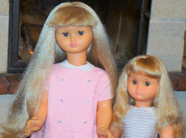 Nina, la grande soeur est arrivée...