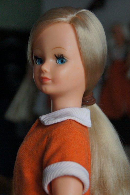 Robe de présentation d'origine pour Leslie...