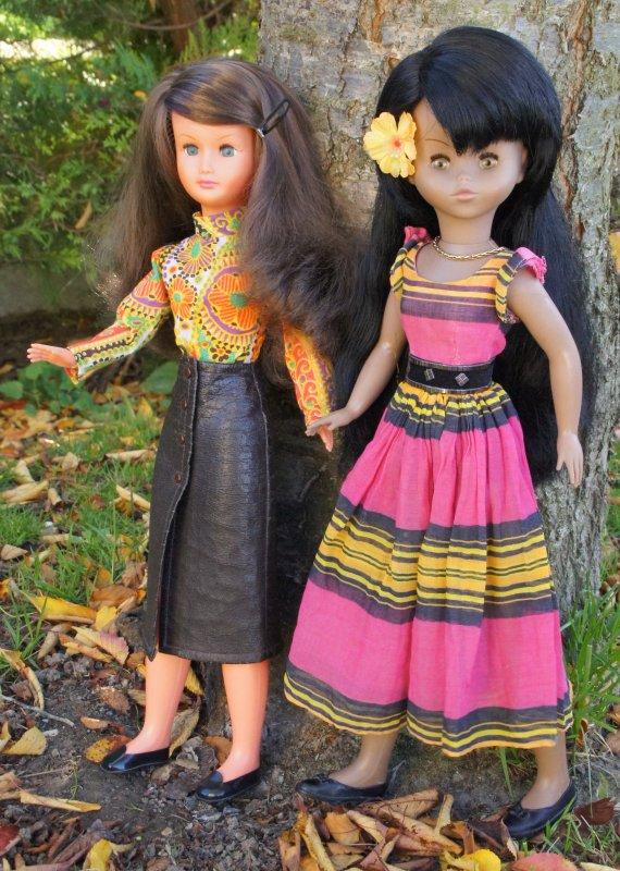 Aloa, Dolly & Cathie par un dimanche ensoleillé mais si triste