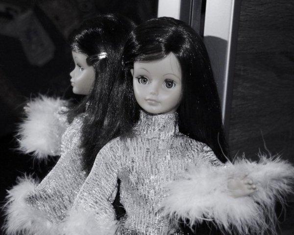 Jacinthe 1973 version argentée
