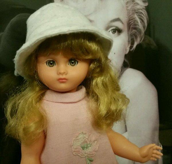 Nina de Bella,  ma belle trouvaille de la rederie d'Amiens