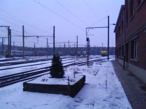 Gare de Kinkempois
