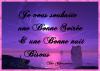 BONNE SOIREE A TOUS !!!!