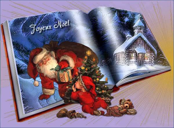 Je vous souhaite a tous et toutes de joyeuses fêtes de Noël ! Gros bisous !!!