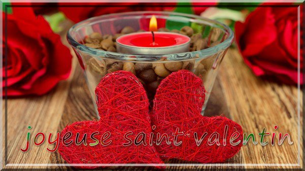 Très belle Saint Valentin a tous et toutes !!!!