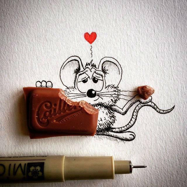 J'adore ces dessins humoristiques !!!!