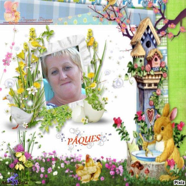 """Très beau cadeau de mon amie Marie Thérèse du blog """" CAPUCINE55500 """" !!!"""