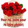 """Un grand MERCI a mon amie Jocelyne du blog """" Lilou1966 """", pour ce très beau cadeau !!!"""