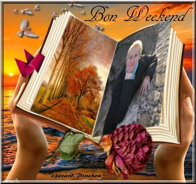 """Magnifique cadeaux de mon ami Gérard du blog """" doupapy44 """" !!!"""