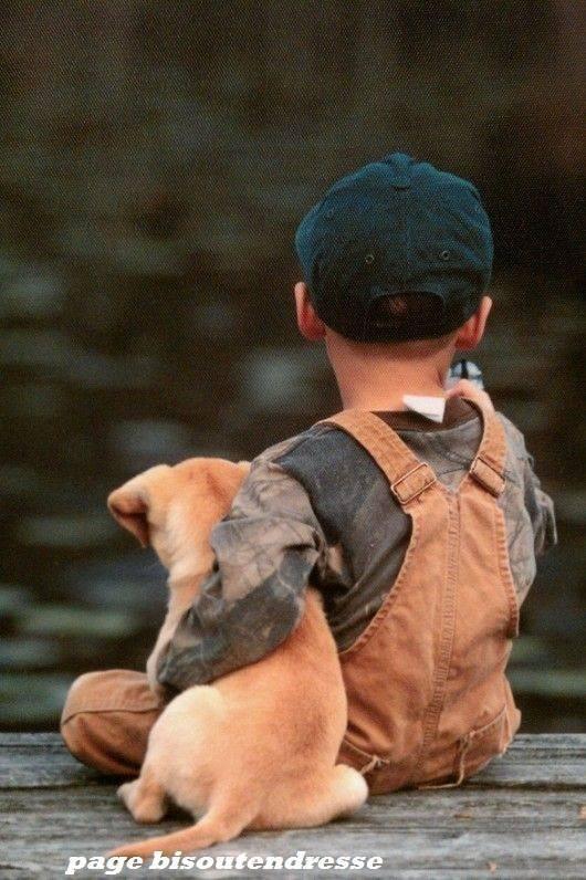 La complicité entre les hommes et les animaux, trop beaux !!! (l)