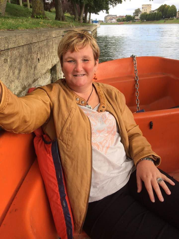 Un instant gravé dans ma mémoire a jamais, ballade sur la Marne en bateau !!!