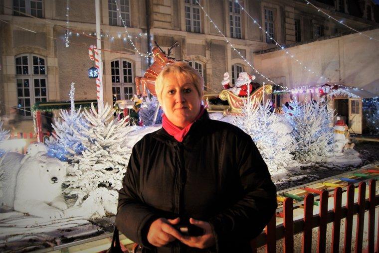 J'adore cette période de Noël rien que pour ces illuminations !!!