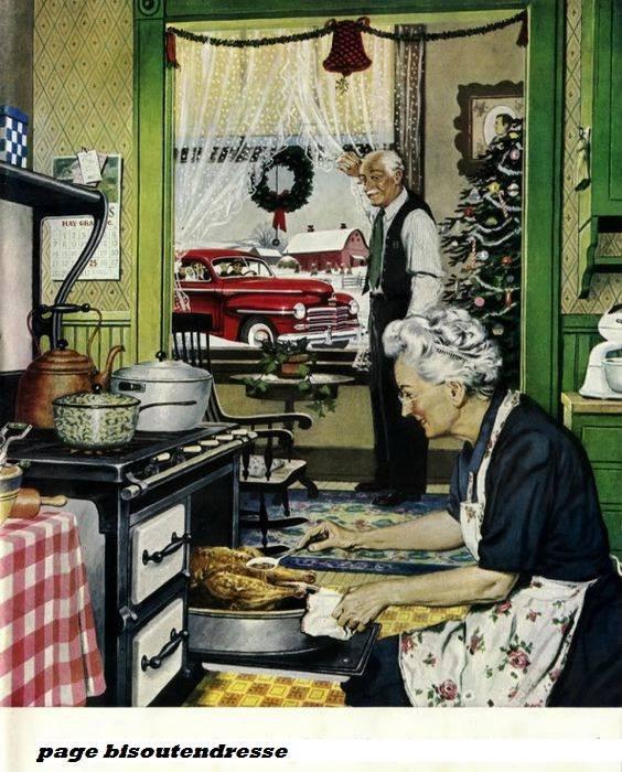 Noël blanc, Franck Michael !!! Souvenirs des Noël comme avant comme j'aimerais en avoir en mémoire !!!