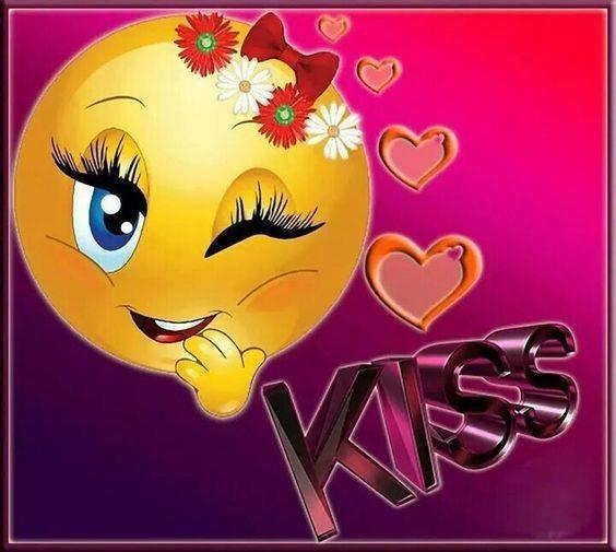 Mon message du jour !!!  ;) Gros bisous !!!