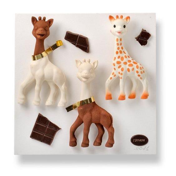 Alors les gourmands de chocolats, on mange ou on ne mange pas ......... ;)