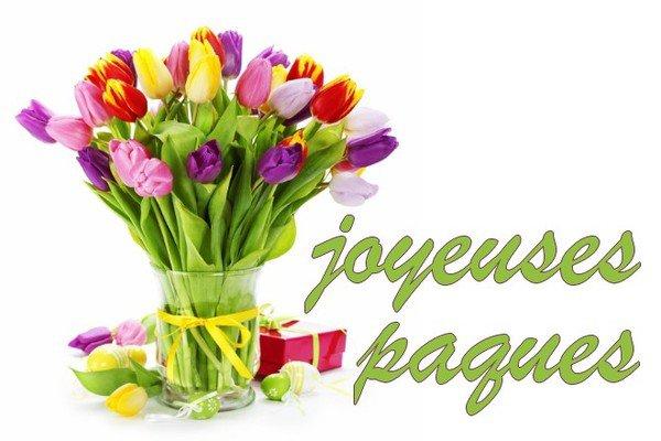 Joyeuses Fêtes de Pâques à tous !!!