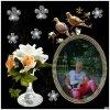 """Magnifique cadeau de mon amie Marie Thérèse du blog """" CAPUCINE55500 """" . Merci beaucoup a toi, gros bisous du (l)"""