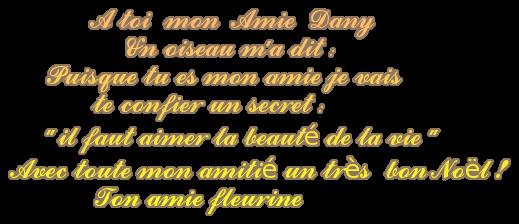"""Très beau et émouvant cadeau de mon amie Edith du blog """" fleurine67 """" merci ma belle amie gros bisous (l)"""