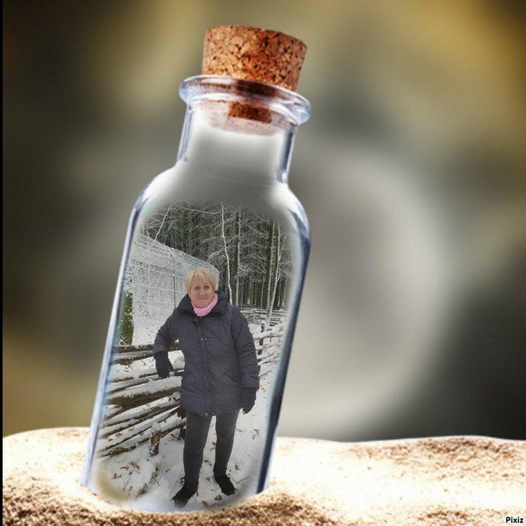 Allez je jette une bouteille a la Marne lol l'ami (e) qui me retrouve je lui fais un gros bisous !!!