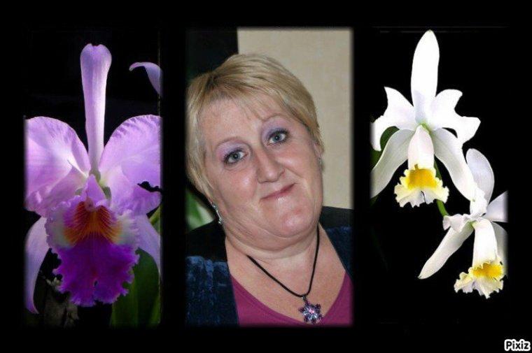 """Magnifique cadeau de mon amie Marie Thérèse du blog """" CAPUCINE55500 """"Merci beaucoup a toi mon adorable amie !!!"""