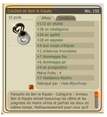 Mansot Royal / Panoplie Eniripsa