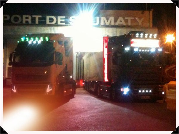Ma passion : Les camions
