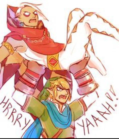 Le roi Link! Bientôt dans vos salles de cinéma! xD