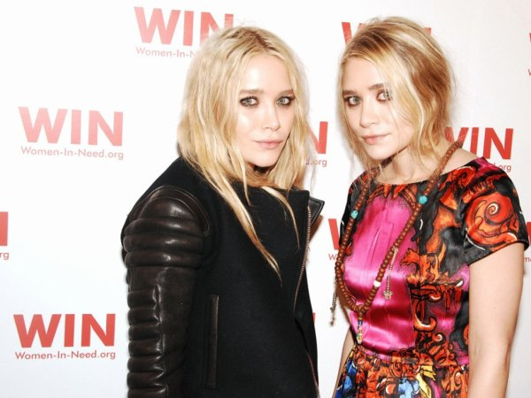 Mary-Kate et Ashley Olsen séance photo