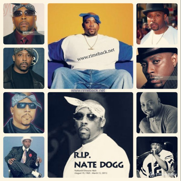 NATE DOGG (Chanteur Rnb US)
