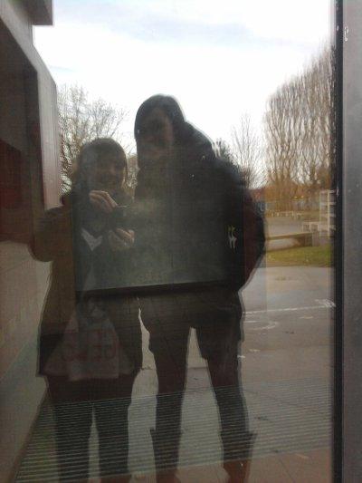 Elisaa & Mwa En Reflet :¨)