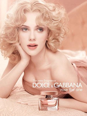 Dolce gabbana the one rose