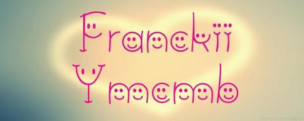 Franckii Ymcmb
