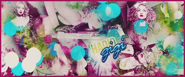. ● Bienvenue sur GigiHadids : Ta source d'actu sur la jeune mannequin Gigi Hadid !     Grâce à divers médias, candids, photoshoot, événement ect; Suivez toute l'actu de la jeune mannequin américaine de 21 ans, Jelena Noura Hadid ! .