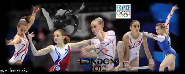 Jeux Olympiques de Londres, du 22 juillet au 12 août 2012