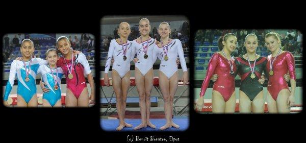 Intercomités et Coupes Nationales, Metz, 1-2 déc. 2012