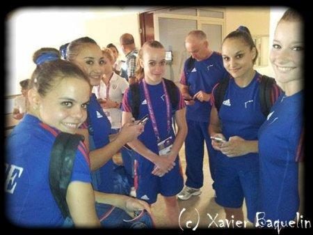 Jeux Mediterrannéens, Mersin (TUR), juin 2013