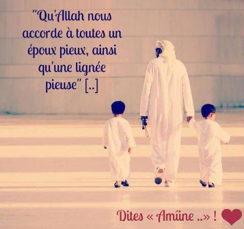 La vie n'est belle que sur la voie d'Allah Soubhana Wa Ta'ala...♥