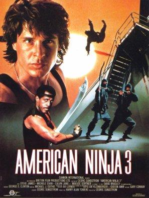 DAVID BRADLEY...notre faux ninja blanc !!!