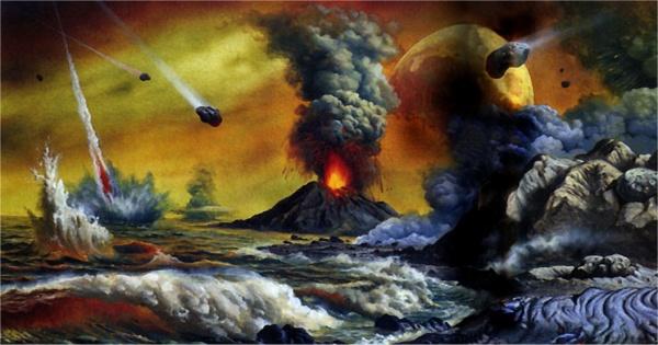 Catastrophes Naturelles... Quand la Terre ne tourne pas rond !