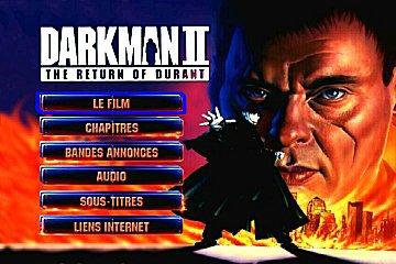 DARKMAN !!! Trilogie Dark de la Série- B...