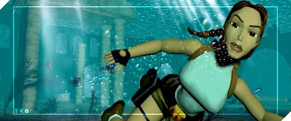 Tomb Raider : Le scion des atlantes