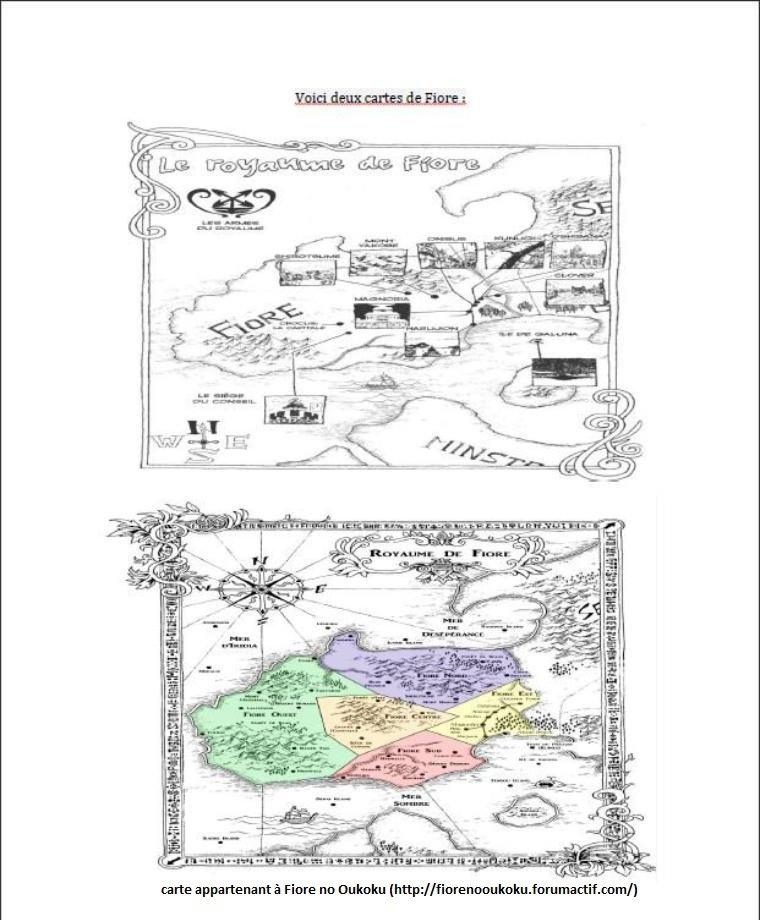 Le Journal de Fairy Tail (édition n°3 - Emission du Samedi 01 Juin 2012)