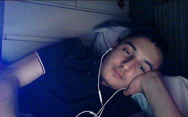 moi endormi