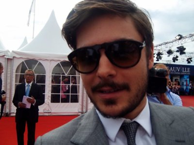 zac efron a deauville